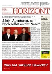 4 - Horizont