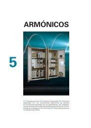 Armónicos. Manual CYDESA: Condensadores de potencia.