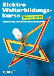 Aktuelle Kurse - bei Elektrokurse