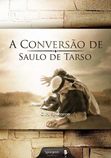 A Conversão de Saulo de Tarso - Projeto Spurgeon