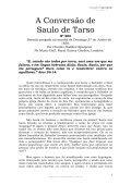 A Conversão de Saulo de Tarso - Projeto Spurgeon - Page 3