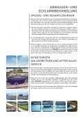 und schlammbehandlung - Strabag AG - Page 7