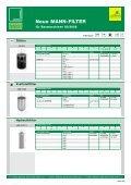 Neue MANN-FILTER für Baumaschinen 02/2008 - Mann & Hummel - Page 4