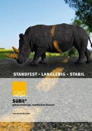 standfest - GKG MINERALOEL HANDEL GMBH & CO KG
