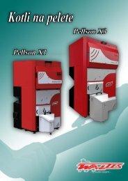 Page 1 Page 2 Peletni kotel Pellson X1 in X3 je slovenski produkt ...