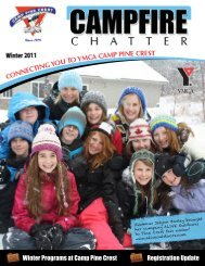 Winter 2011 - YMCA of Greater Toronto