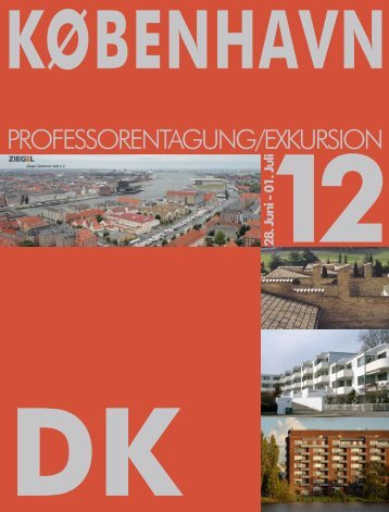PROFESSORENTAGUNG/EXKURSION - Ziegel Zentrum