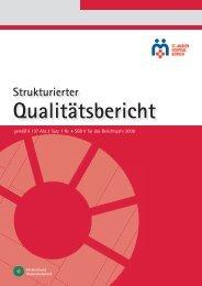 Qualitätsbericht - Weisse Liste