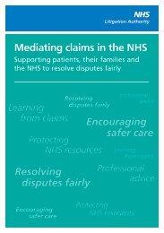 Mediation Leaflet