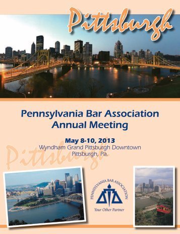 Pennsylvania Bar Association Annual Meeting