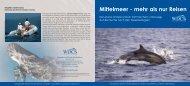 Mittelmeer - mehr als nur Reisen