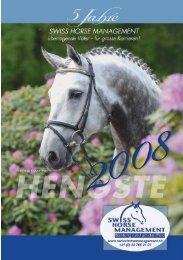 Gestüt Famos - Horses.ch