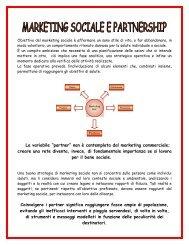 I Partner - Marketing sociale e Comunicazione per la salute