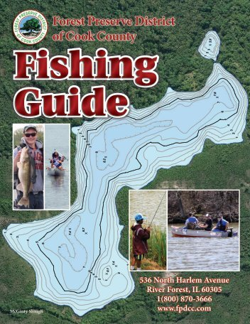 Download the fishing guide - Forest Preserve District of Cook County