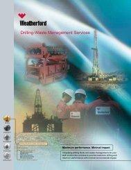 Drilling-Waste Management Services