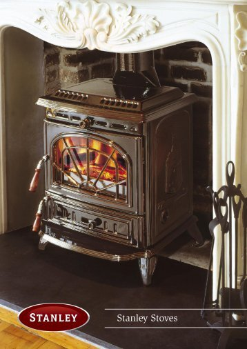 2043 WSL stove brochure v2.indd - Lamartine Fireplaces