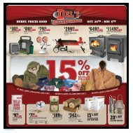 15% OFF - Del's - Feed And Farm Supply
