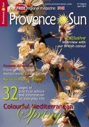 March-April 2011 - Languedoc Sun