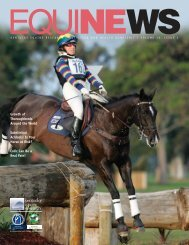 Equinews/ Volume 10, Issue 2 - Kentucky Equine Research