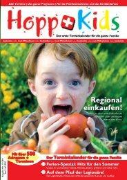 Regional einkaufen! - Hopp Kids
