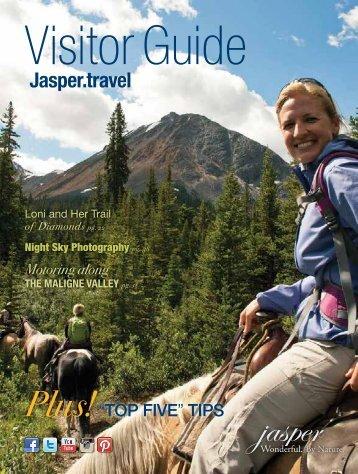 Visitor Guide 2013 - Jasper