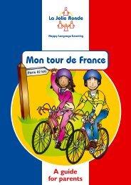 Mon tour de France - La Jolie Ronde