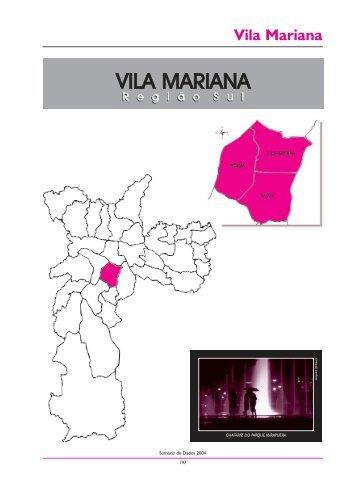 Vila Mariana - Prefeitura de São Paulo