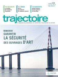 Trajectoire le magazine n°3 - Juillet 2012 [.pdf] - Ifsttar