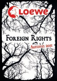 Loewe Foreign Rights Catalogue