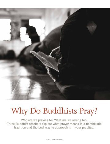 why-do-buddhist-pray