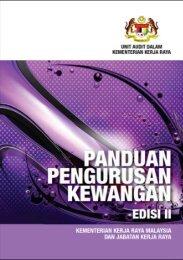 Panduan Pengurusan Kewangan Edisi II - Kementerian Kerja Raya ...
