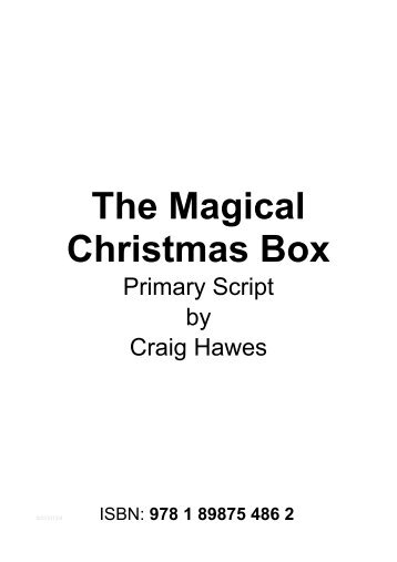 Script The Magical Christmas Box.pdf - Musicline