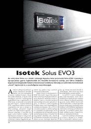 Isotek Solus Evo3 - Audiocentrum