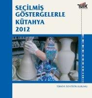 KÜTAHYA - Türkiye İstatistik Kurumu
