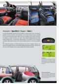GETZ Technische Daten GETZ Ausstattungen - Auto Stahl - Page 6