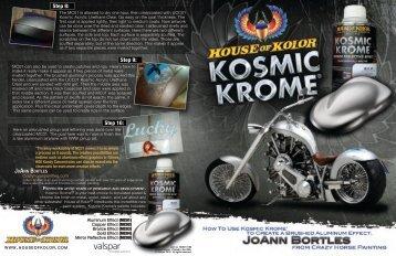 JOANN BORTLES - House of Kolor