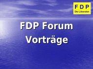 FDP Die Liberalen Controlling - Horst R. Dänzer