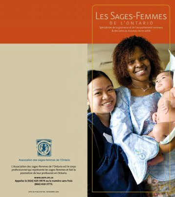 Les Sages-Femmes - Association of Ontario Midwives