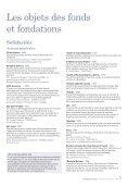 Les fonds et fondations en 2009 - Fondation de France - Page 7