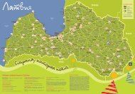 Общая информация о Латвии