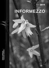 Informezzo 1/2011 - Turku