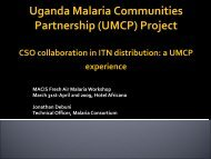A UMCP Experience - CORE Group
