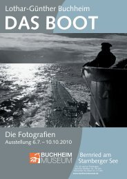 Die Fotografien Lothar-Günther Buchheim - Buchheim Museum der ...
