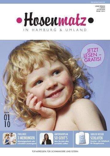 SO GING ES MIR - Hosenmatz Magazin