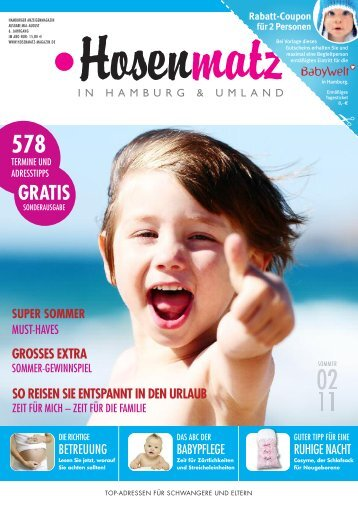 Rabatt-Coupon - Hosenmatz Magazin