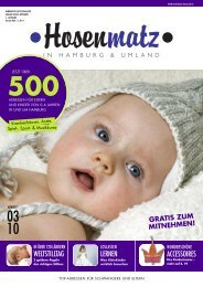 RICHTIG STILLEN - Hosenmatz Magazin