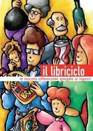 la raccolta differenziata spiegata ai ragazzi.pdf - Comune di Ariccia