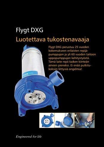 DXG esite - Water Solutions
