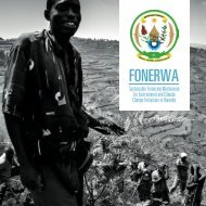 What is FONERWA and how will it work?