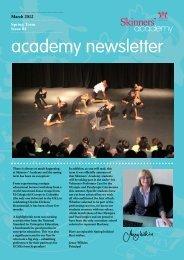 Newsletter 4 - Skinners' Academy